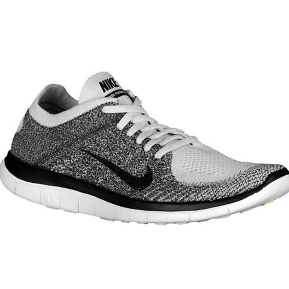 bc19c0010abf Nike Men s Free 4.0 Flyknit shoes. M 5bf4a11412cd4a9b062c79ba
